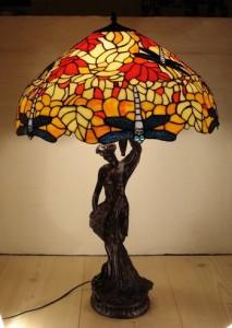 Tiffany lamper brugt