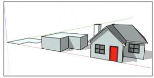tegneprogram hus