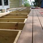 Terrasse-bygge