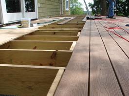 Byg selv en træterrasse